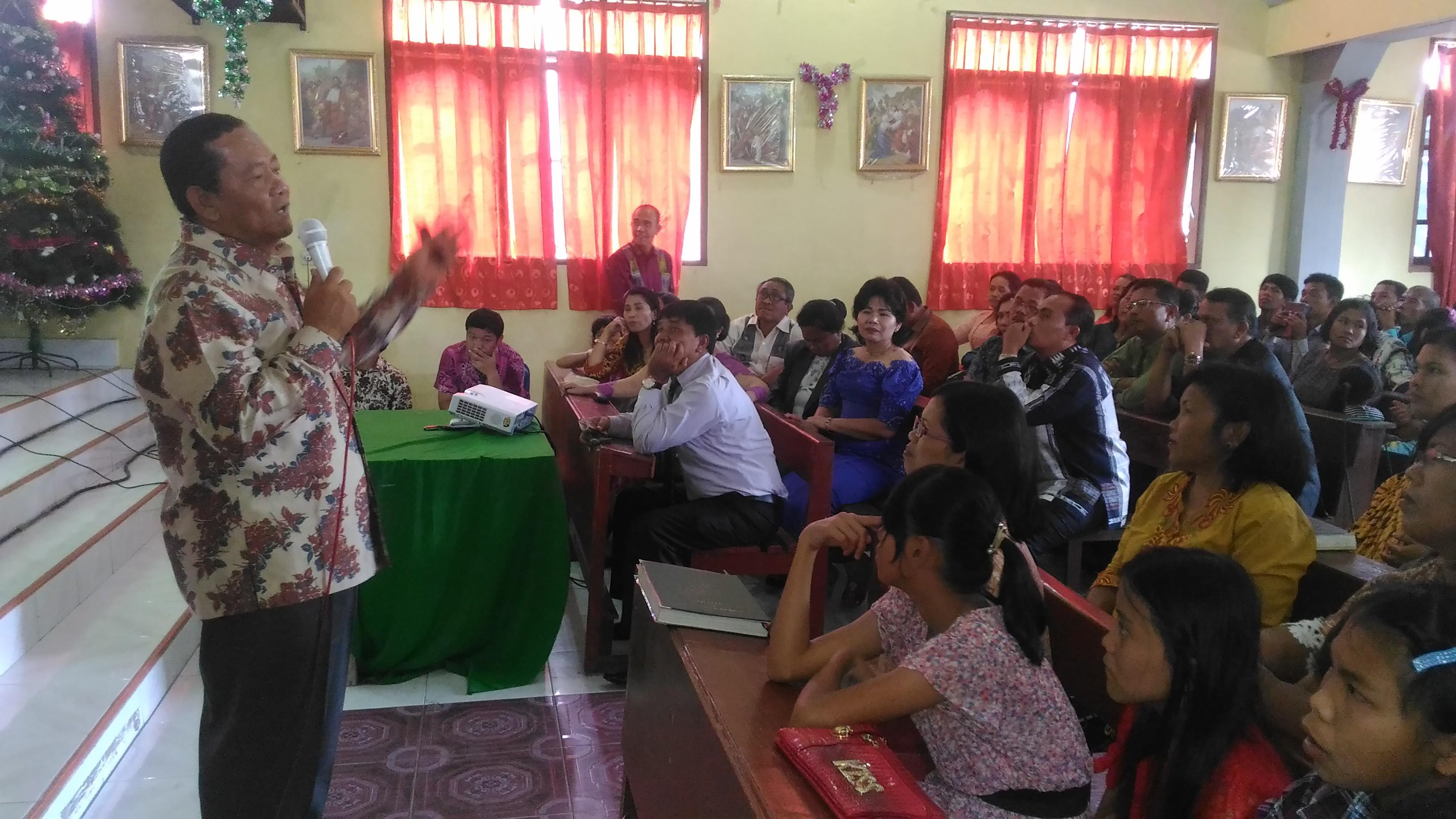 Bupati Samosir Sosialisasikan Program Pembangunan