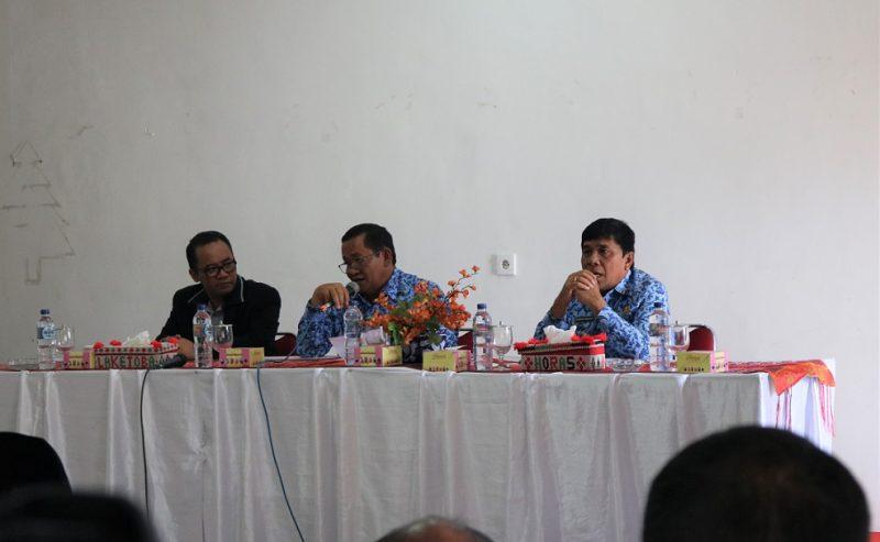 Sosialisasi SAKIP Dan Bimbingan Teknis Penyusunan LAKIP  Di Lingkungan Pemerintah Kabupaten Samosir