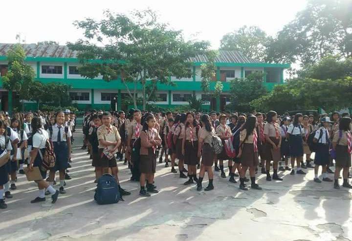358 Siswa Mengikuti Seleksi Siswa SMA Unggul Del Laguboti Di Samosir
