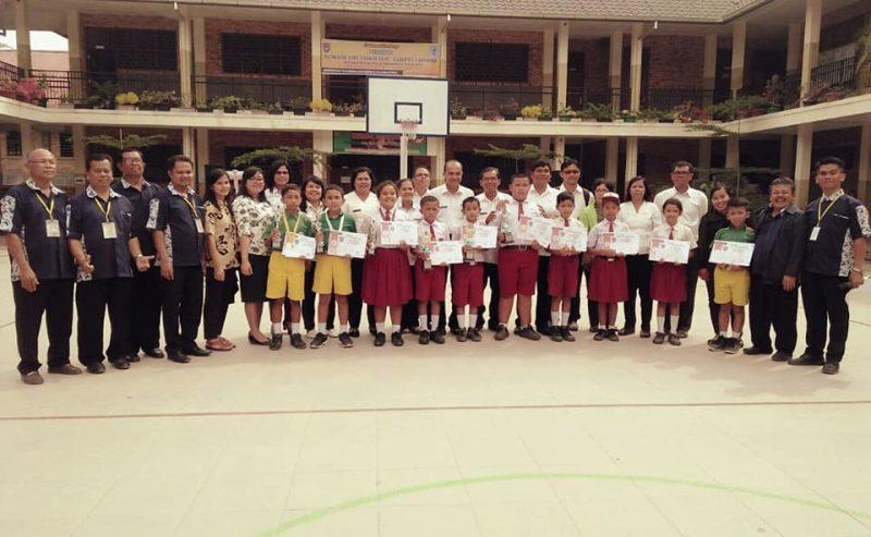 Olimpiade MIPA Tingkat SD Se-Kabupaten Samosir Tahun 2018