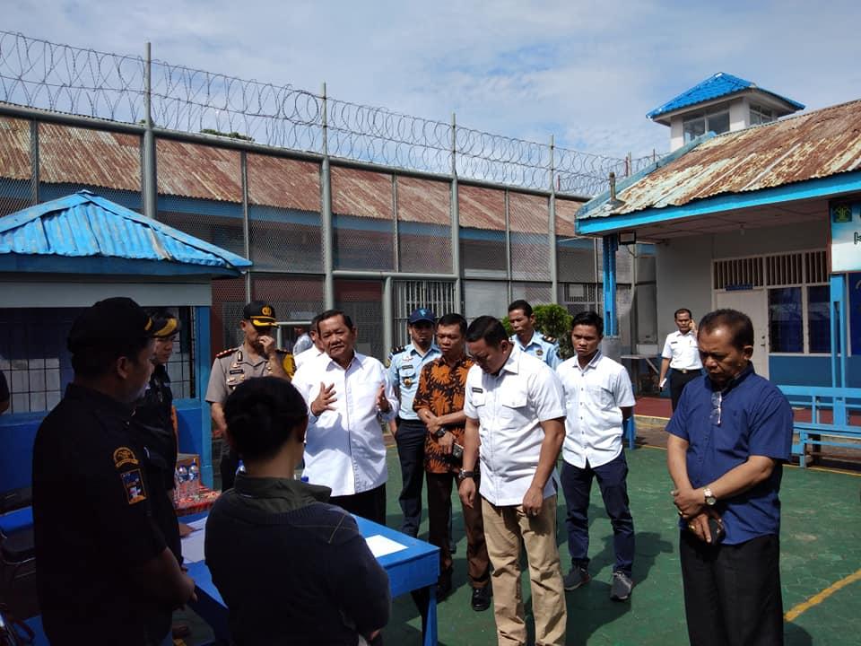 Pemilihan Gubernur Sumatera Utara Di Kabupaten Samosir Berjalan Lancar.